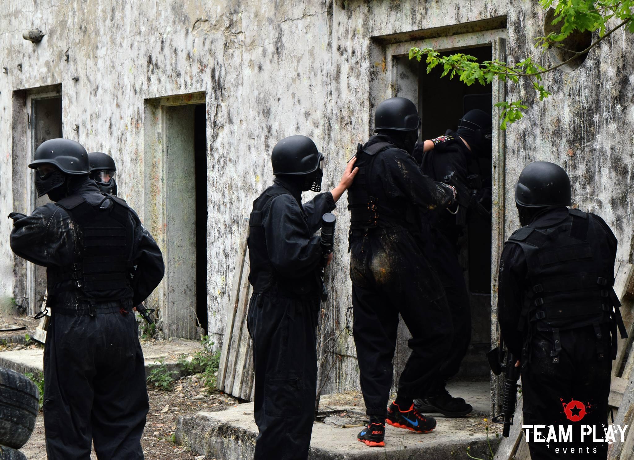 Bild zur veranstaltung am 17.03.2017 im Camp Heidekrug | SWAT Training